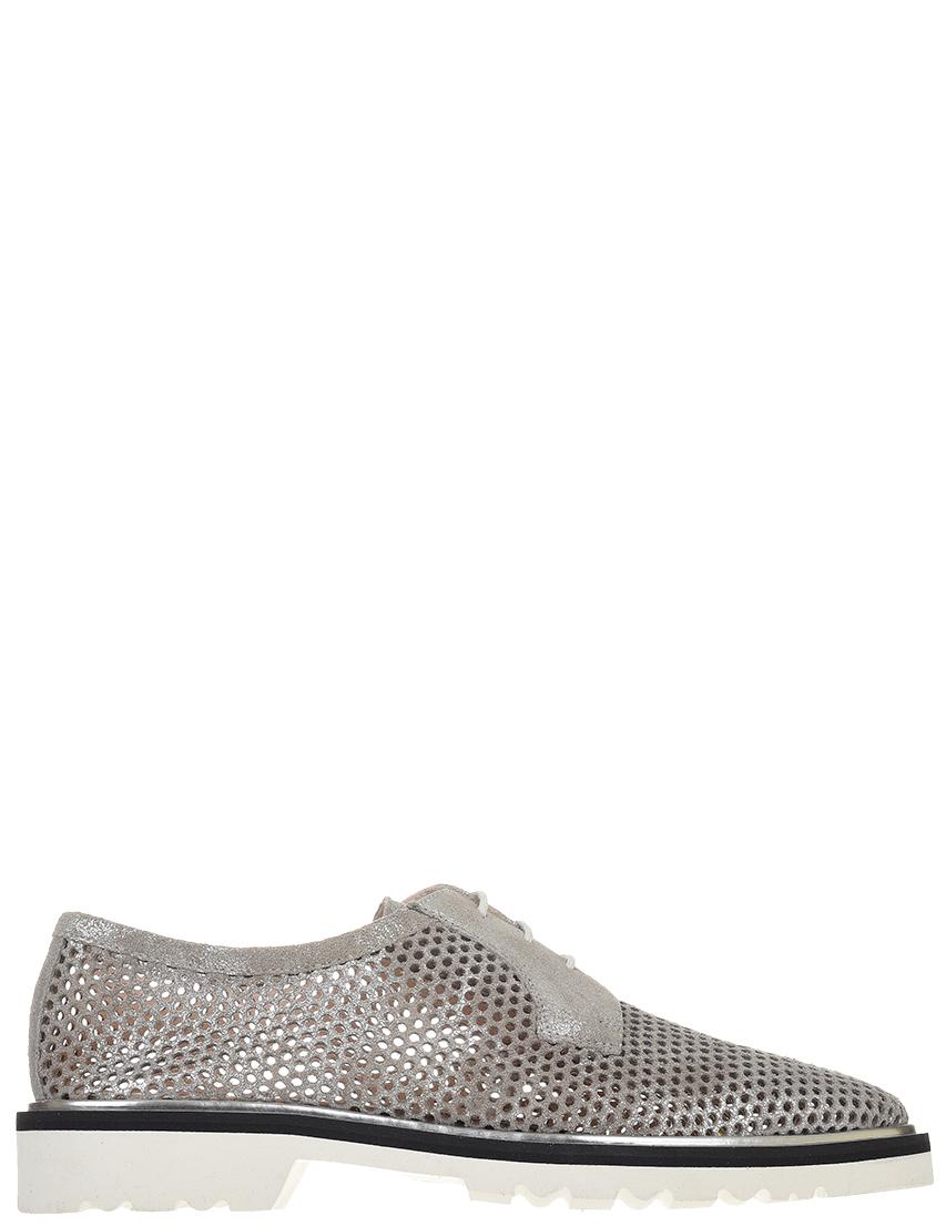 Женские дерби Pertini 14797-1З-silver_gray