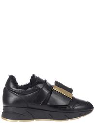 Женские кроссовки Blumarine 3211-МК_black