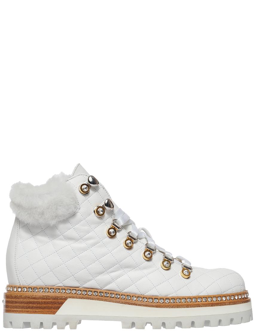 Женские ботинки Le Silla 75144_white