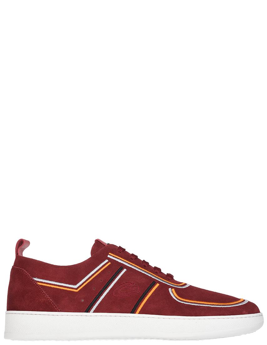 Мужские кроссовки Alberto Guardiani SSU76424С-SA37_red