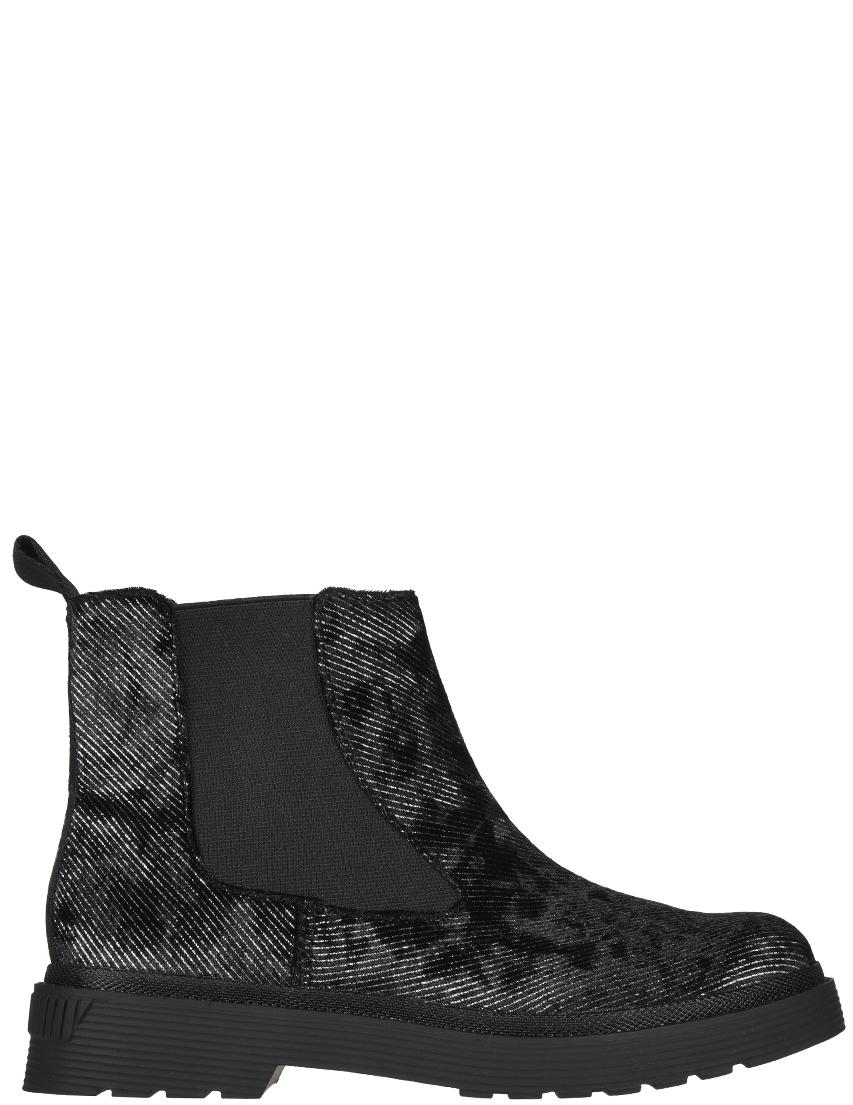 Купить Ботинки, CALVIN KLEIN JEANS, Серый, Осень-Зима