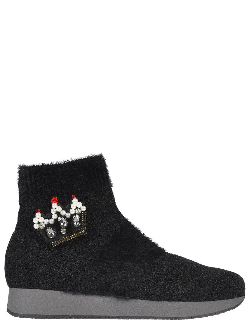 Женские ботинки Marzetti 78921_black
