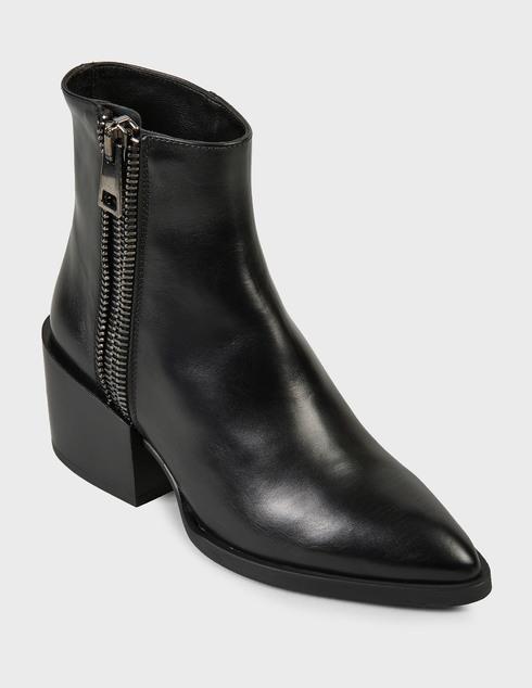 черные Ботинки Pertini 202W30242D1