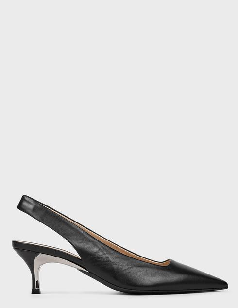 женские черные Босоножки Furla YC70FCD - фото-7