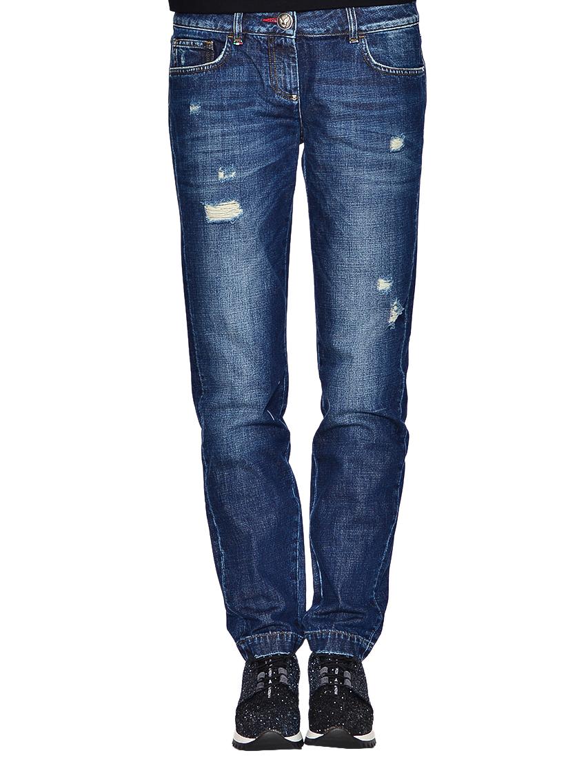 Женские джинсы PHILIPP PLEIN 0092_blue