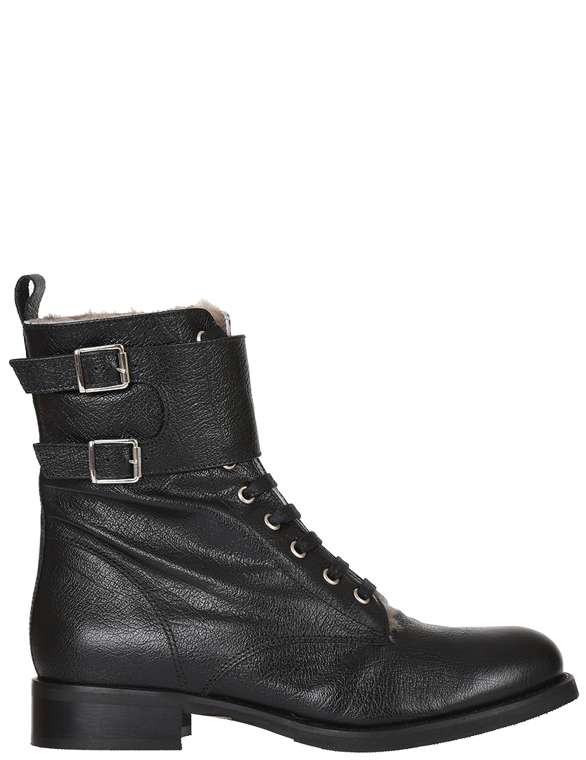 Женские ботинки Fabio Rusconi 439-MO_black