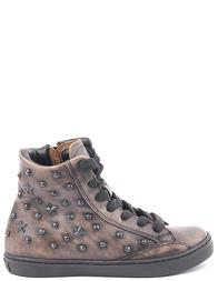 CULT Коричневые ботинки для девочек