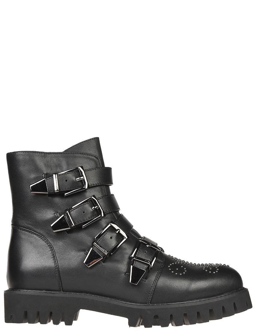 Женские ботинки Gianni Renzi RS1421B_black