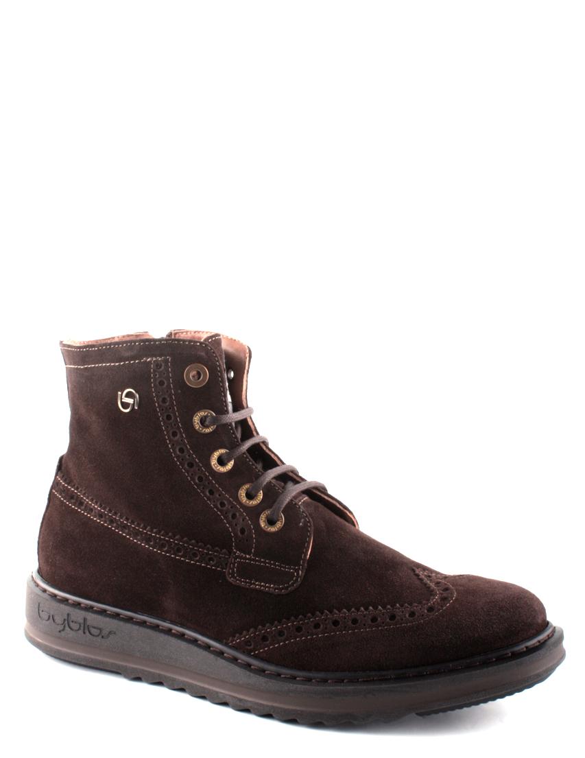 Купить Ботинки, BYBLOS, Коричневый, Осень-Зима
