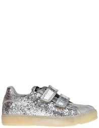 Детские кроссовки для девочек Naturino 4065-argento_silver
