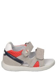 Детские сандалии для мальчиков FALCOTTO 1385grigio_gray