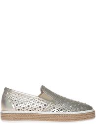 Женские слипоны Stokton 642-1_gold