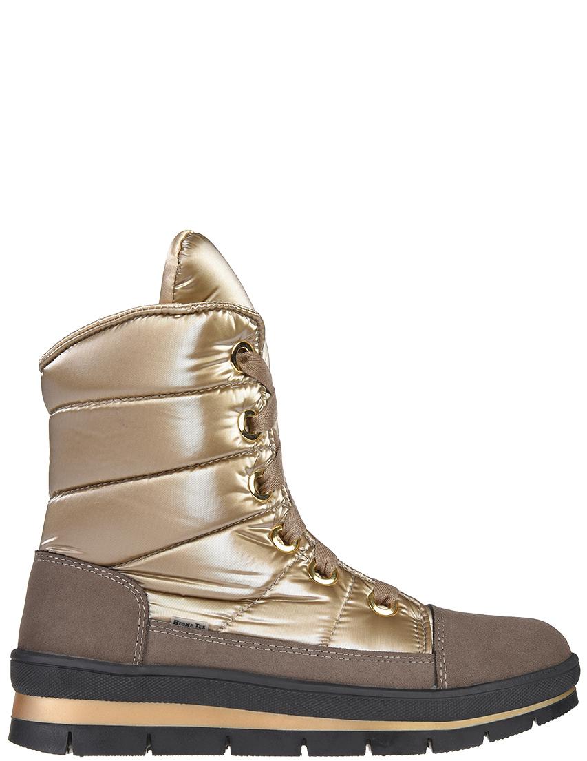 Купить Ботинки, JOG DOG, Золотой, Осень-Зима