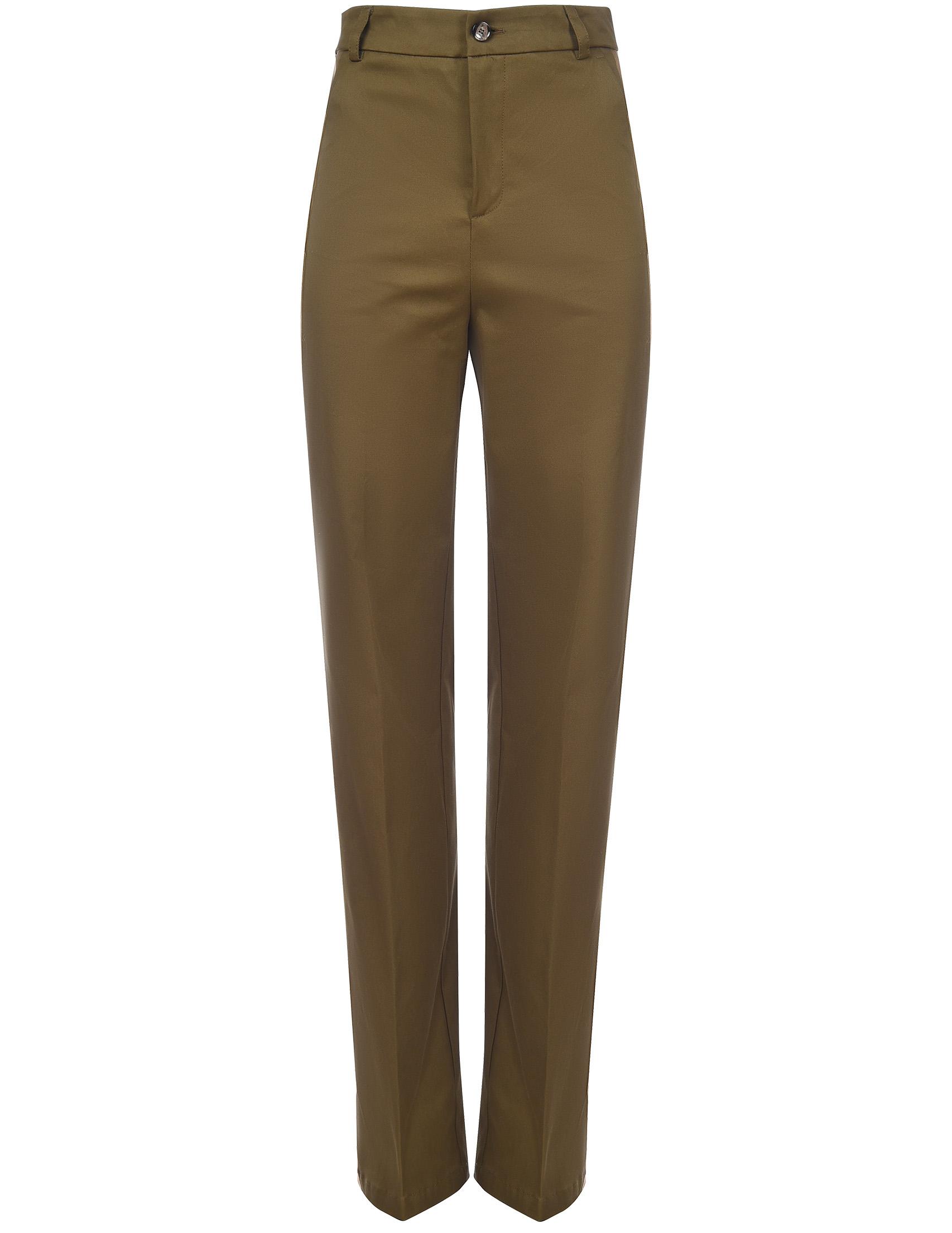 Женские брюки BALLANTYNE NLT003-12590_green