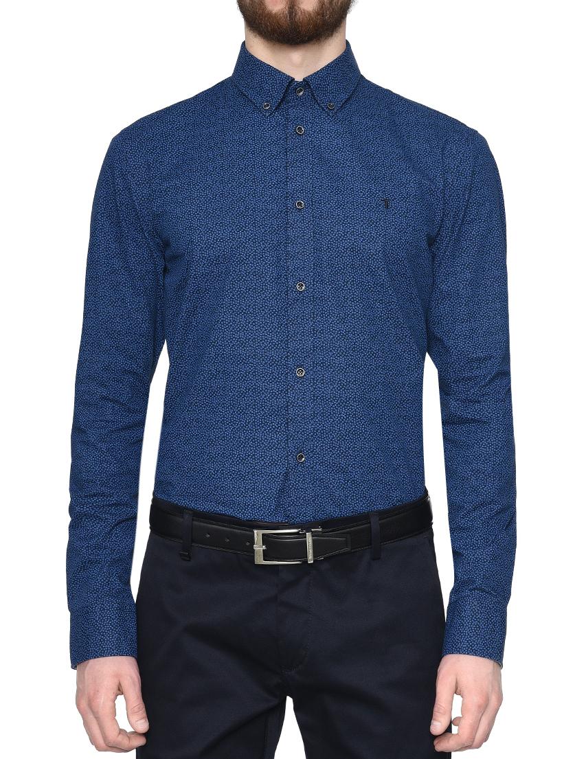 Рубашка TRUSSARDI JEANS 52C000691T000635-290