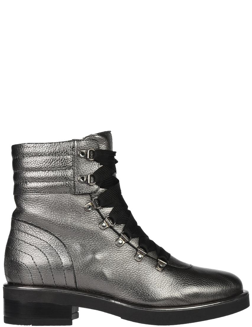 Женские ботинки Ilasio Renzoni 3055_silver