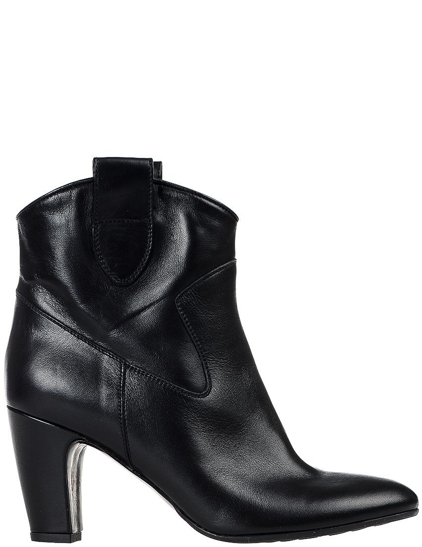 Купить Ботинки, NOCTURNE ROSE GF, Черный, Осень-Зима