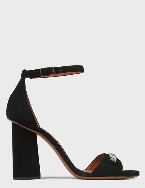женские черные Босоножки Emporio Armani AGR-X3P754XF15900002 - фото-6
