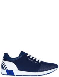 Мужские кроссовки Trussardi Jeans 77508_blue