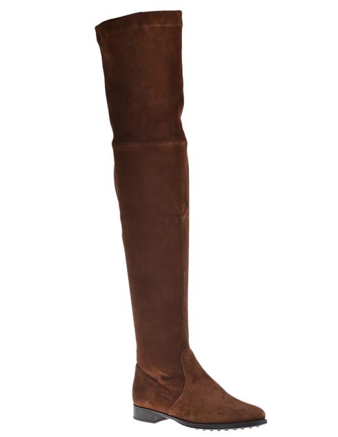 коричневые Ботфорты Mascaro 304_brown