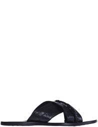 Мужские шлепанцы Roberto Serpentini 3143_black