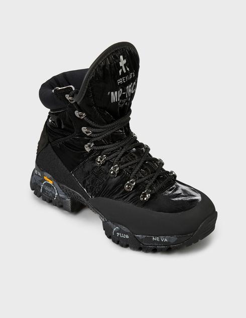 черные Ботинки Premiata MIDTRECD_0167D