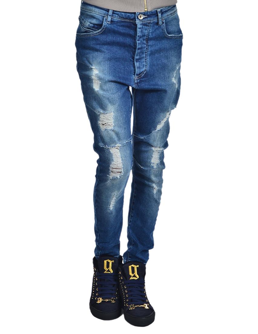 Женские джинсы PATRIZIA PEPE 8J0262-AI19G-C507