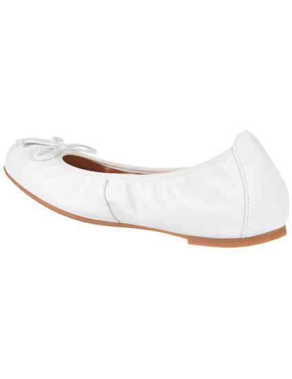 белые женские Балетки Unisa AGR-acor_19_white 2930 грн