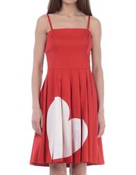 Женское платье LOVE MOSCHINO VD0401S2556O98