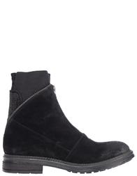 Женские ботинки Now 2196_black