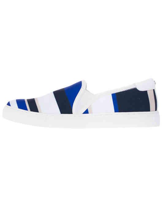 многоцветные женские Слипоны Armani Jeans 9251937P582-04833 2222 грн