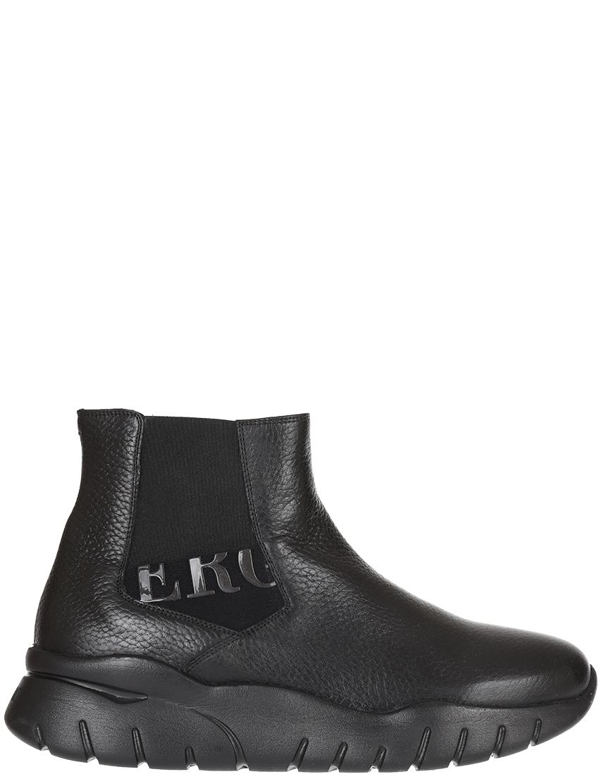 Женские ботинки Iceberg 1442_black