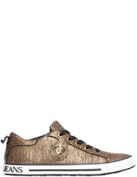 Женские кеды Armani Jeans 925012_gold