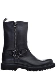 Мужские ботинки John Galliano 4311_black