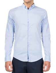Мужская рубашка ARMANI JEANS 3Y6C13_blue