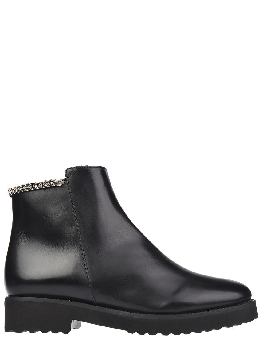 Женские ботинки Luca Grossi 376_black