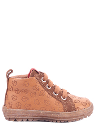 Детские ботинки для девочек NATURINO Lake-brown