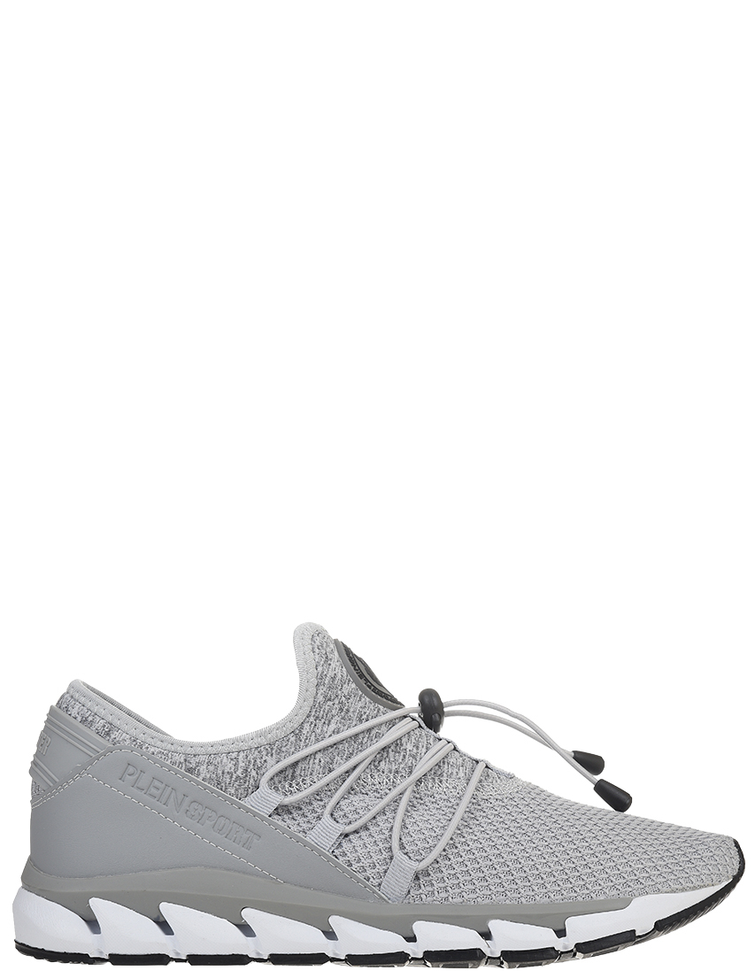 Мужские кроссовки Plein Sport 588-R_grey