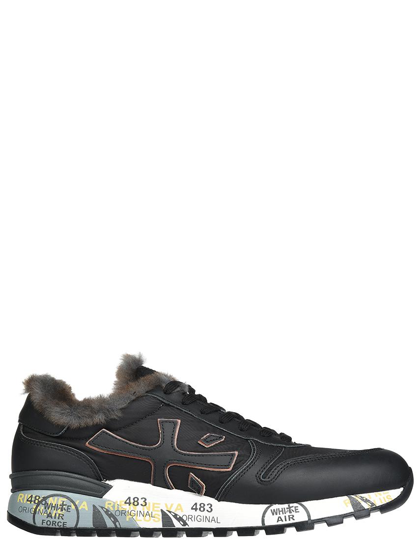 Мужские кроссовки Premiata SVAR3483M_brown