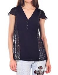 Женская блуза TRUSSARDI JEANS 56с75_black