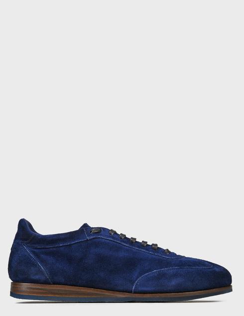 мужские синие Кроссовки Fabi 9266-blue - фото-6