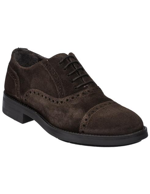 коричневые Броги Brecos 9134