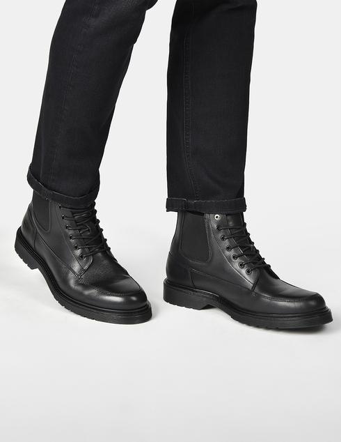 черные Ботинки Trussardi AGR-77A002069Y099999-K299