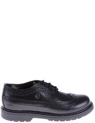 Детские туфли для мальчиков NATURINO 4003-nero_black