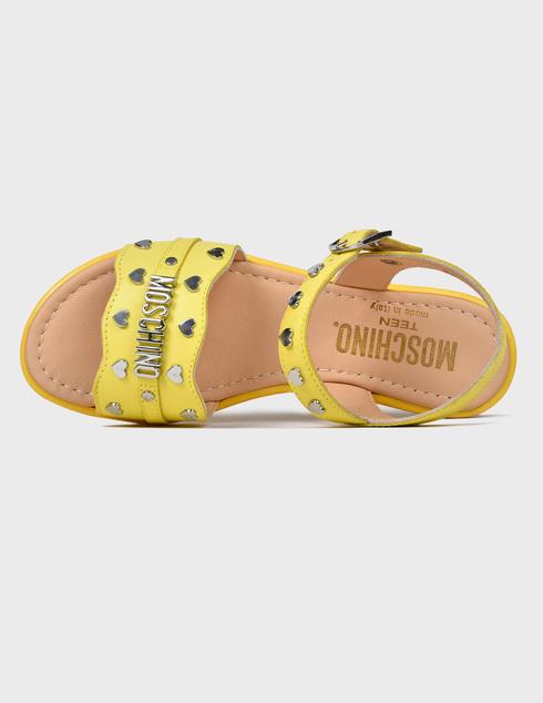 Moschino 26176-giallo-yellow фото-3