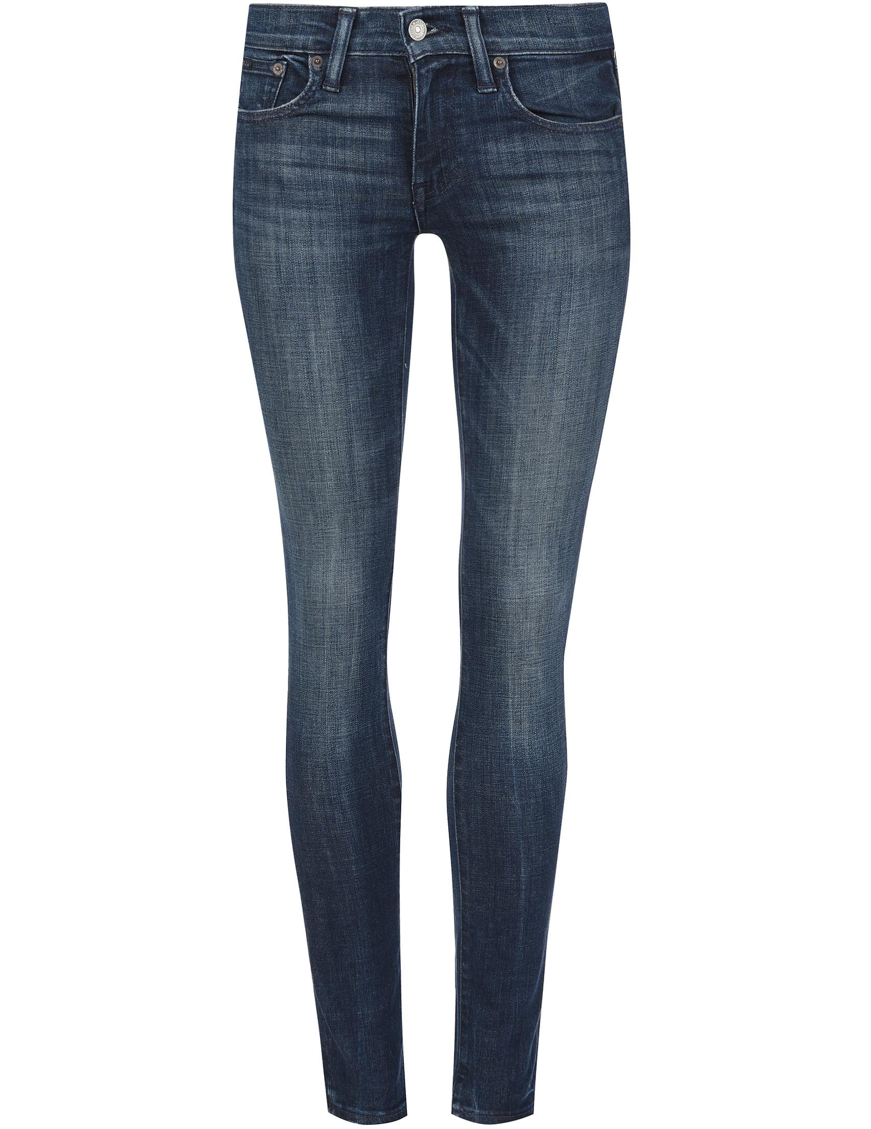 Женские джинсы POLO RALPH LAUREN 211671055002_blue
