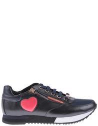 Женские кроссовки LOVE MOSCHINO 15093_black