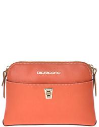 Женская сумка Di Gregorio 872_orange