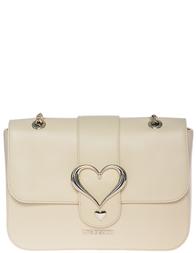 Женская сумка Love Moschino 4046_beige