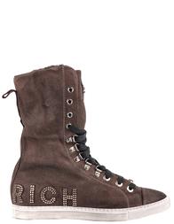 Женские кеды RICHMOND 6604-brown